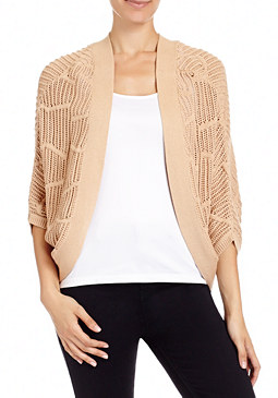 2b Textured Butterfly Cardigan