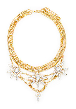 2b Baroque Glam Necklace���