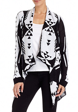 2b Long Sleeve Tribal Cover Up