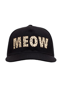 2b Meow Leopard Screen Hat