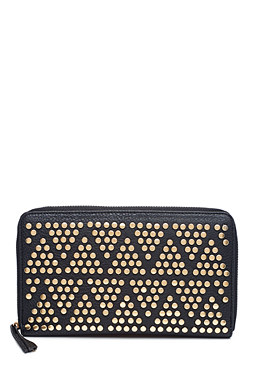 2b Pyramid Studded Wallet