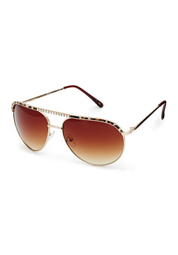 2b Sara Aviator Sunglasses