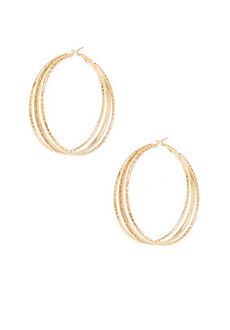 2b Triple Layer Cut Hoops