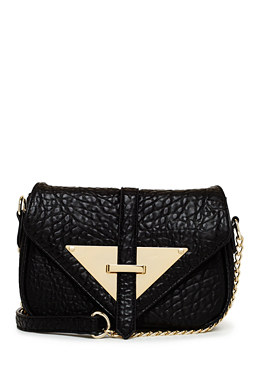 2b Triangle Flap Cross Body