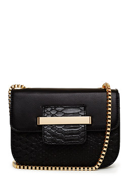 Bar Crossbody Purse at bebe