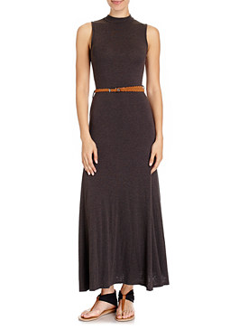 2b Back Cutout Maxi Dress