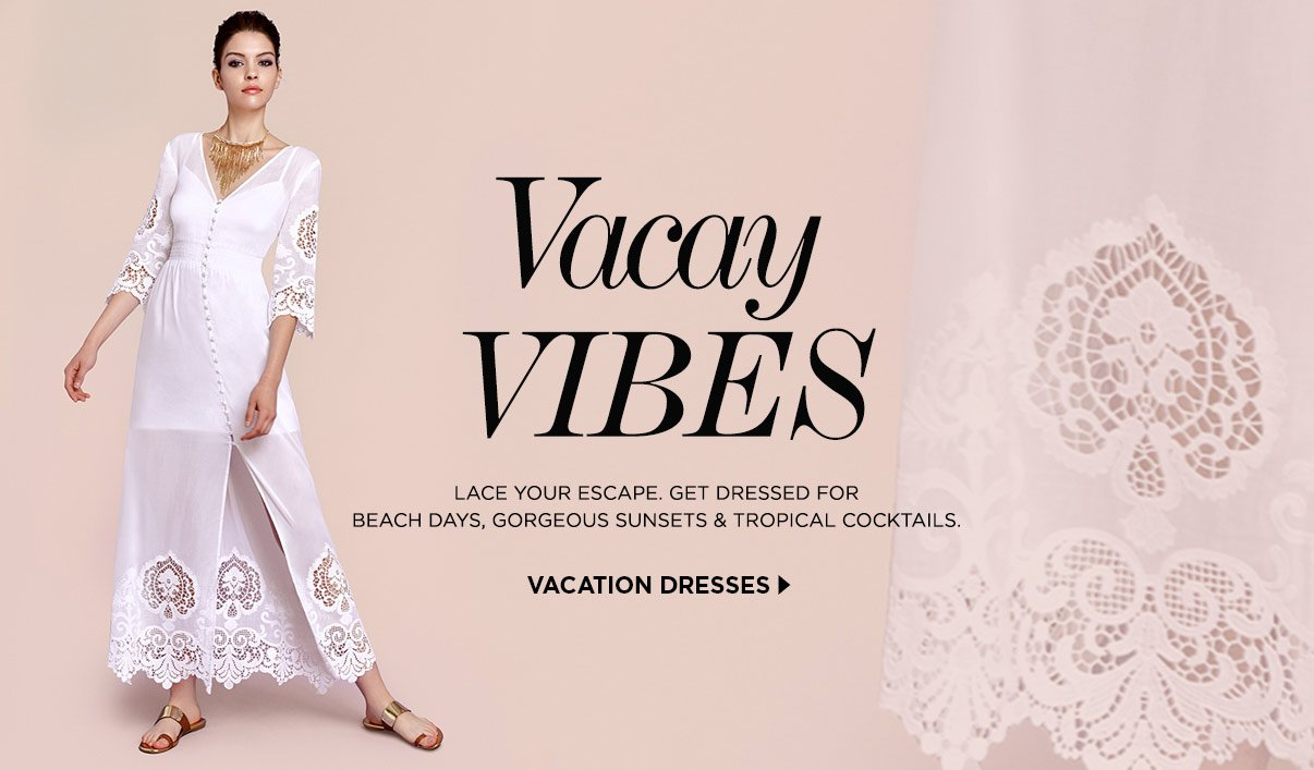 Vacay Vibes Vacation Dresses