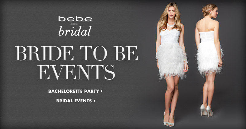Bride to Be Events