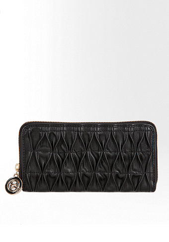 bebe Sally Quilted Wallet