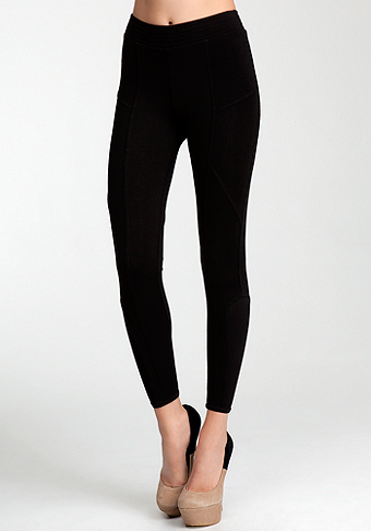 Sweater Leggings at bebe