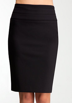 bebe Gia High Waist Skirt