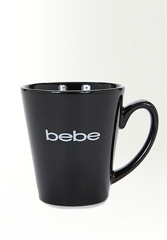 Bebe Logo Mug - ONLINE EXCLUSIVE at bebe