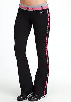 Cheetah Print Pant - BEBE SPORT ONLINE EXCLUSIVE at bebe