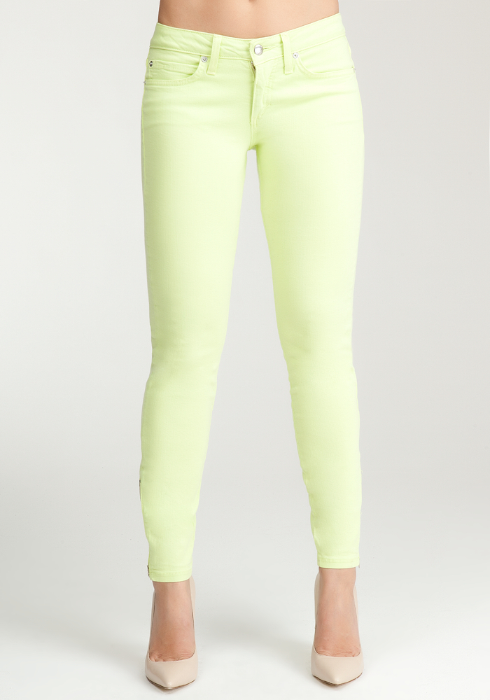 Ankle Zip Icon Skinny Jeans - ONLINE EXCLUSIVE