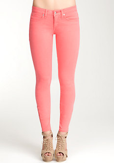 Ankle Zip Icon Skinny Jeans - ONLINE EXCLUSIVE at bebe