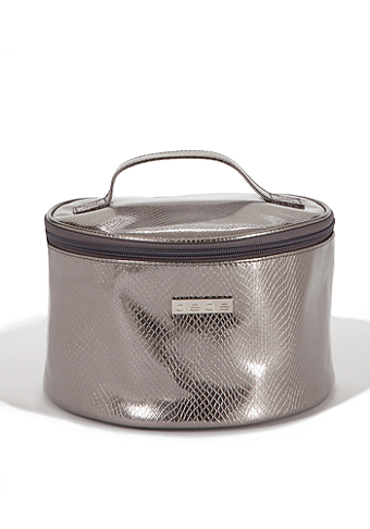 Travel 3 Piece Cosmetic Bag Set - ONLINE EXCLUSIVE at bebe