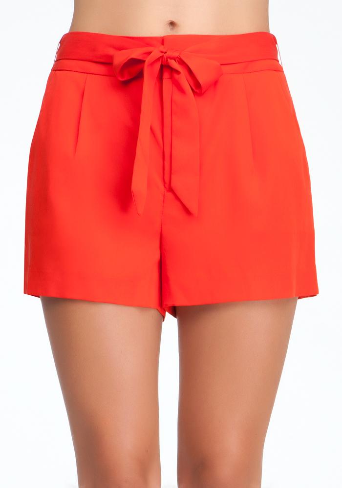 Wrap Around Tie Shorts