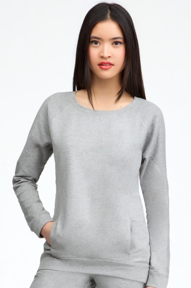 Cocoon Reverse Face Sweatshirt