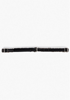 bebe Westwood Leather Belt