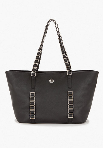 Westwood Leather Tote at bebe