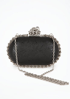 Chain Link Minaudiere at bebe