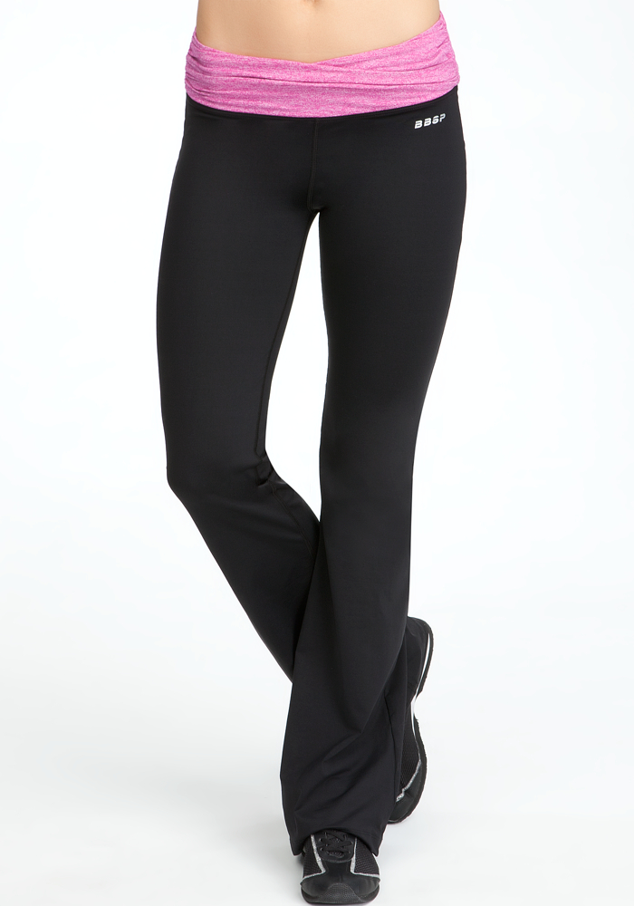 Ruched Pant - BEBE SPORT