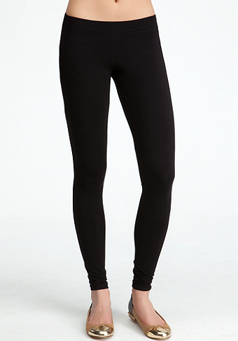 Logo Basic Leggings at bebe