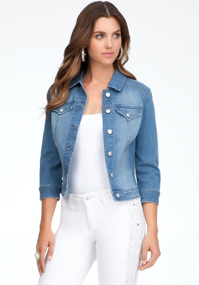 Western Pocket Denim Jacket