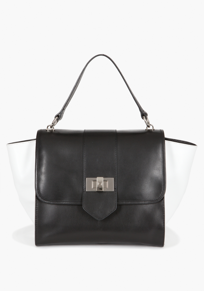 Newport Leather Satchel