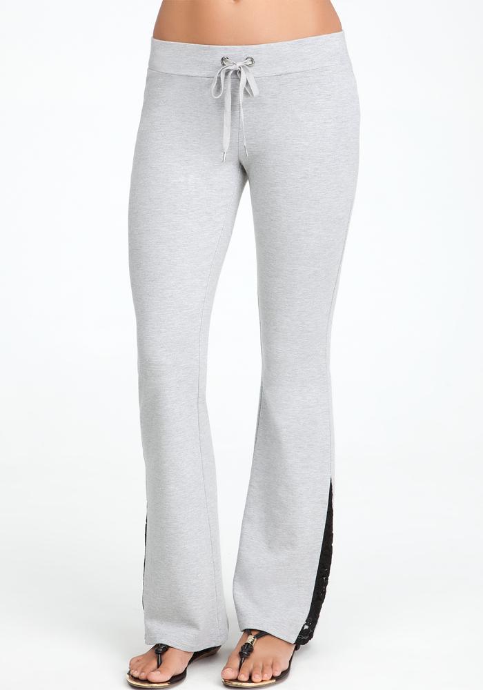 Lace Fit Pant - ONLINE EXCLUSIVE