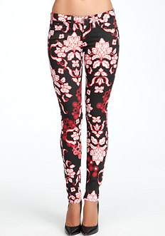 bebe Nirvana Bliss Icon Skinny Jeans