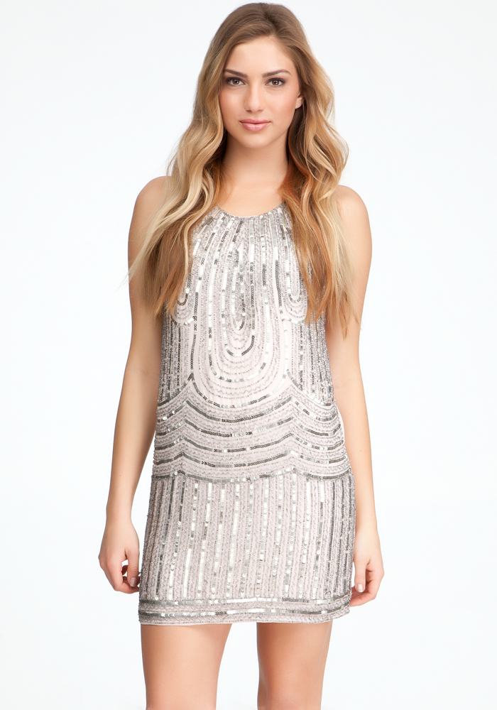 Sleeveless Bead Dress - ONLINE EXCLUSIVE