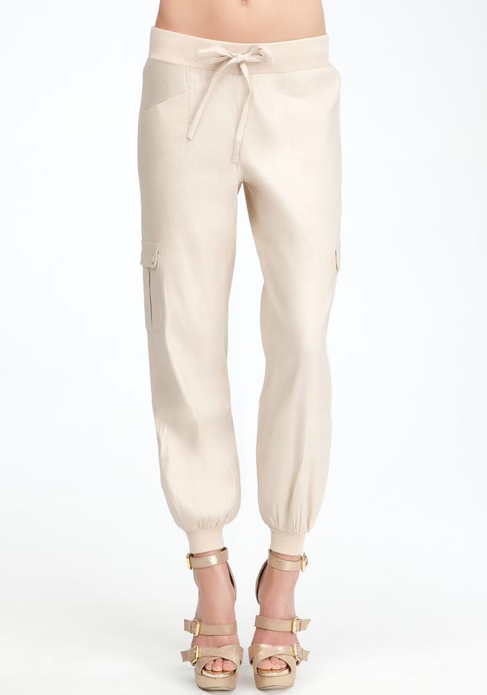 Linen Drawstring Pants Pattern Nicola Linen Drawstring Pant