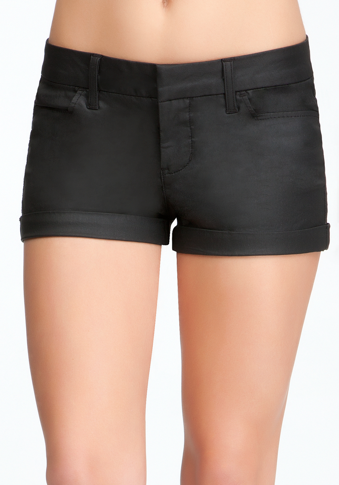 Jeather Trouser Shorts