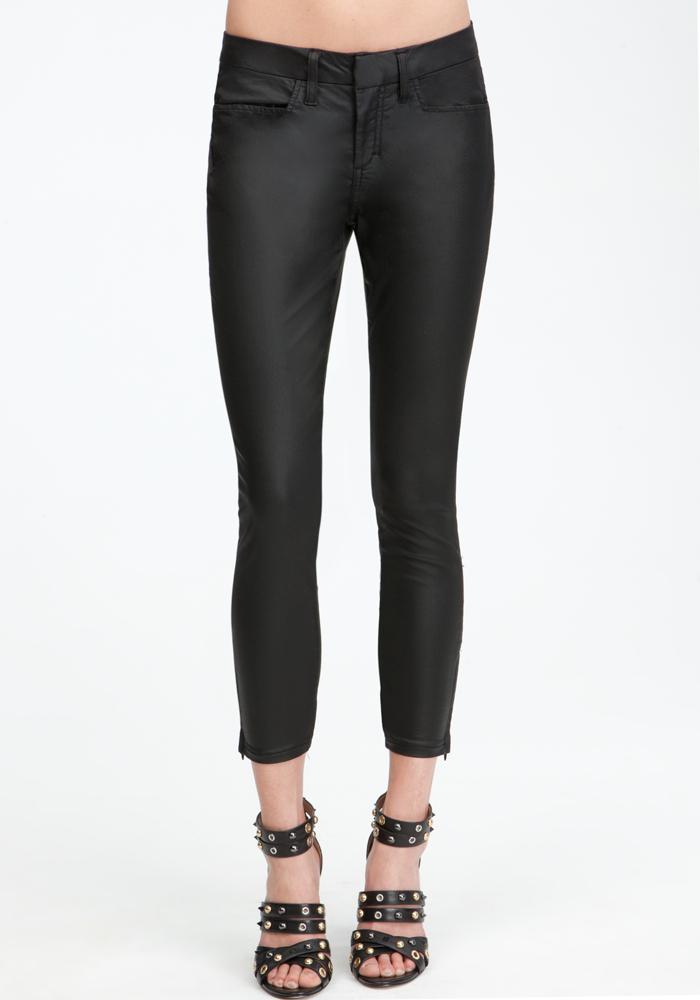Jeather Trouser Skinny Jeans