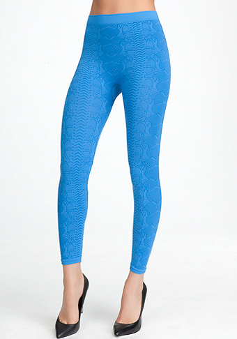 Snake Print Leggings - ONLINE EXCLUSIVE at bebe