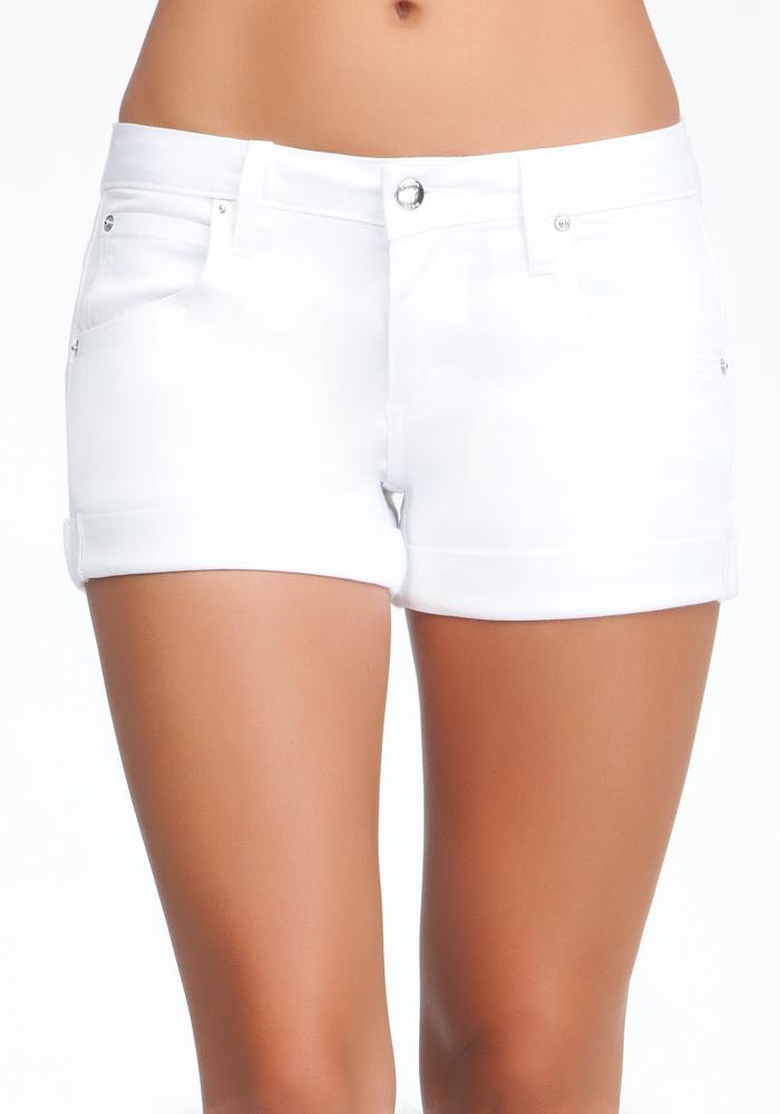 Cuffed Boyfriend Shorts