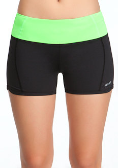 bebe Colorblock Short - BEBE SPORT ONLINE EXCLUSIVE