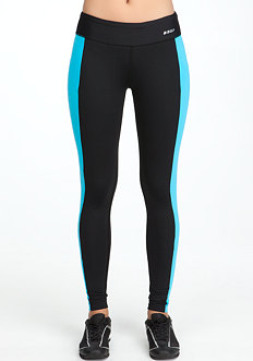 Colorblock Leggings - BEBE SPORT at bebe