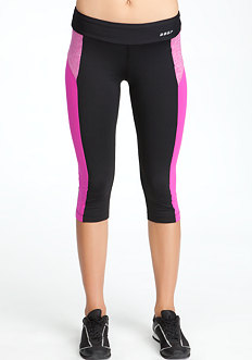 bebe Spacedye Colorblock Pant - BEBE SPORT