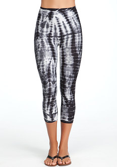 bebe Tie Dye Legging - ONLINE EXCLUSIVE
