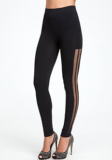 Side Slash Legging - ONLINE EXCLUSIVE at bebe