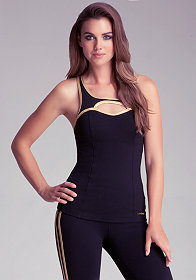 Sweetheart Racerback Tank at bebe