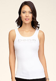 Logo Rodeo Drive Tank at bebe