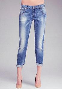 Skinny Boyfriend Jeans at bebe