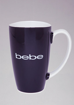 Tall Logo Mug at bebe