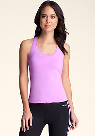 Scoop Neck Tank at bebe