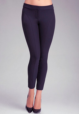 bebe Seam Stretch Leggings