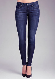 Signature Icon Skinny Jeans at bebe