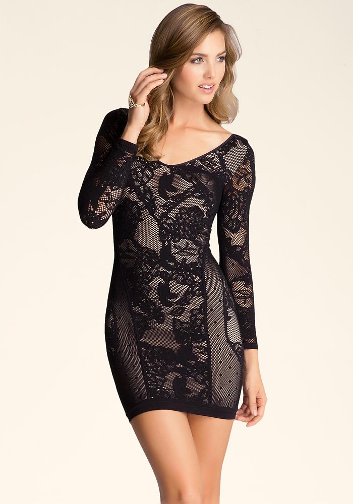 Jordana Lace Dress